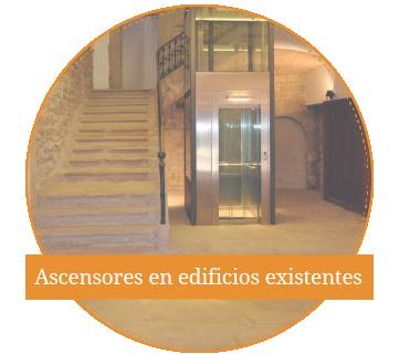 Ascensores en edificios existentes-02