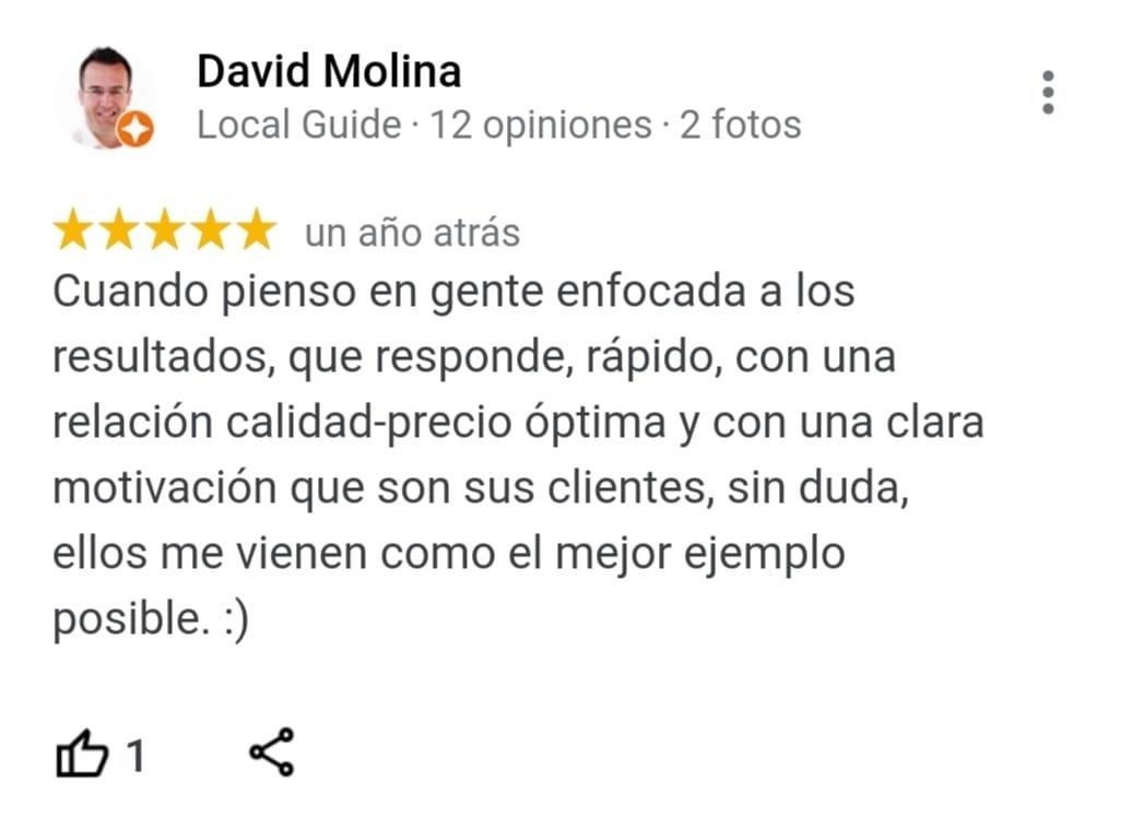 2. David Listo